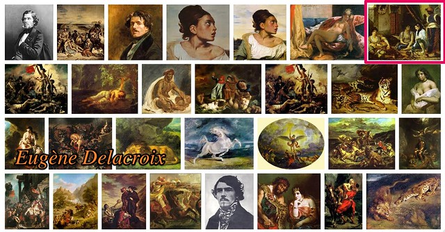 [ D ] Eugène Delacroix GImS 07.11