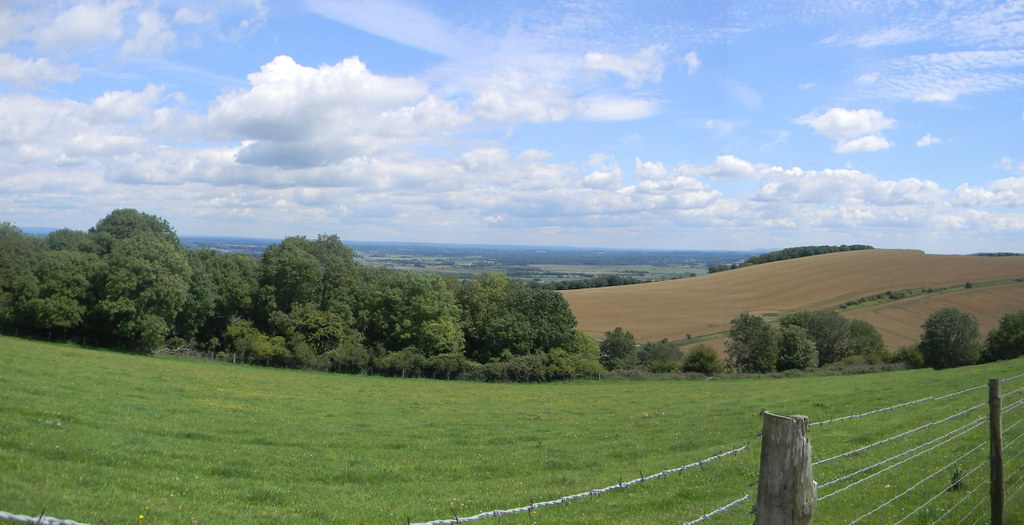 View from the SDW Amberley to Pulborough