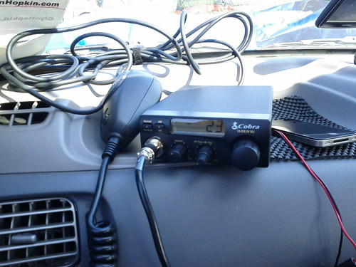 #mongolrally folks with CB radios, we are on EU 23 | by Kai Hendry