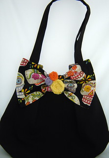 Sugar Skull Bow | by Home Goods Ala Carte