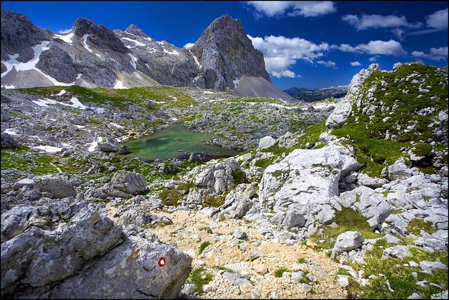 Zelnarica & Zeleno Jezero