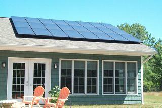 Wilson, NY residential solar | by Solar Liberty