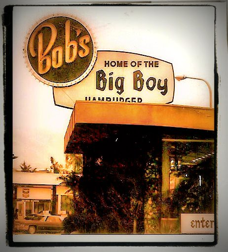 Bob's Big Boy - West Covina, 1976