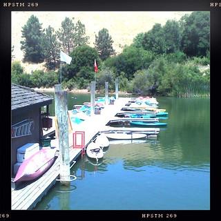 Lake Chabot Marina
