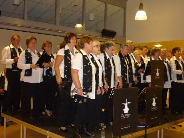 Alzheimercafe 20 sept. 2011