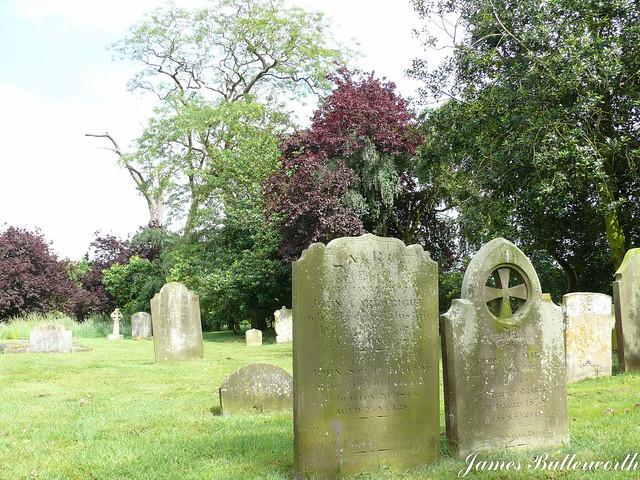 St. Leonards Church Kirkstead Lincolnshire