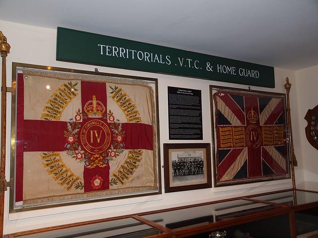 day 11 : Bodmin, Cornwalls Regimental Museum