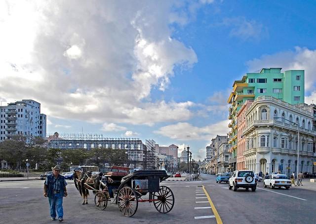 CUba, Habana vieja