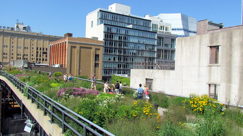 High Line park NYC - Manhattan - New York City | by David Berkowitz