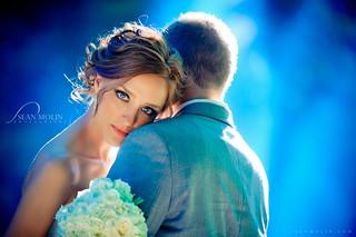 Talli & Adam | Behind Blue Eyes | by Sean Molin Photography