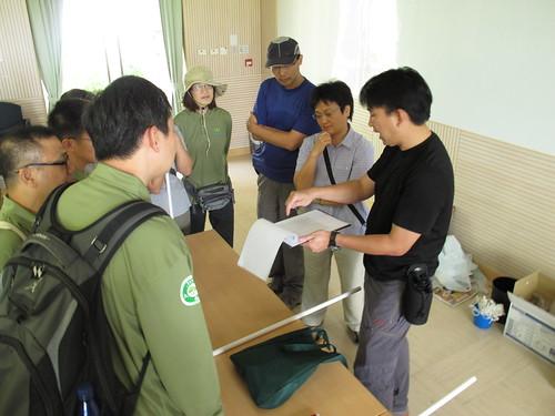 Fri, 06/24/2011 - 12:15 - CTFS Forest Dynamics Plot Training Workshop 2011