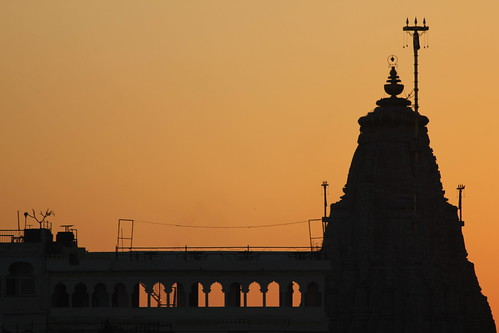 india sunrise udaipur jagdishtemple