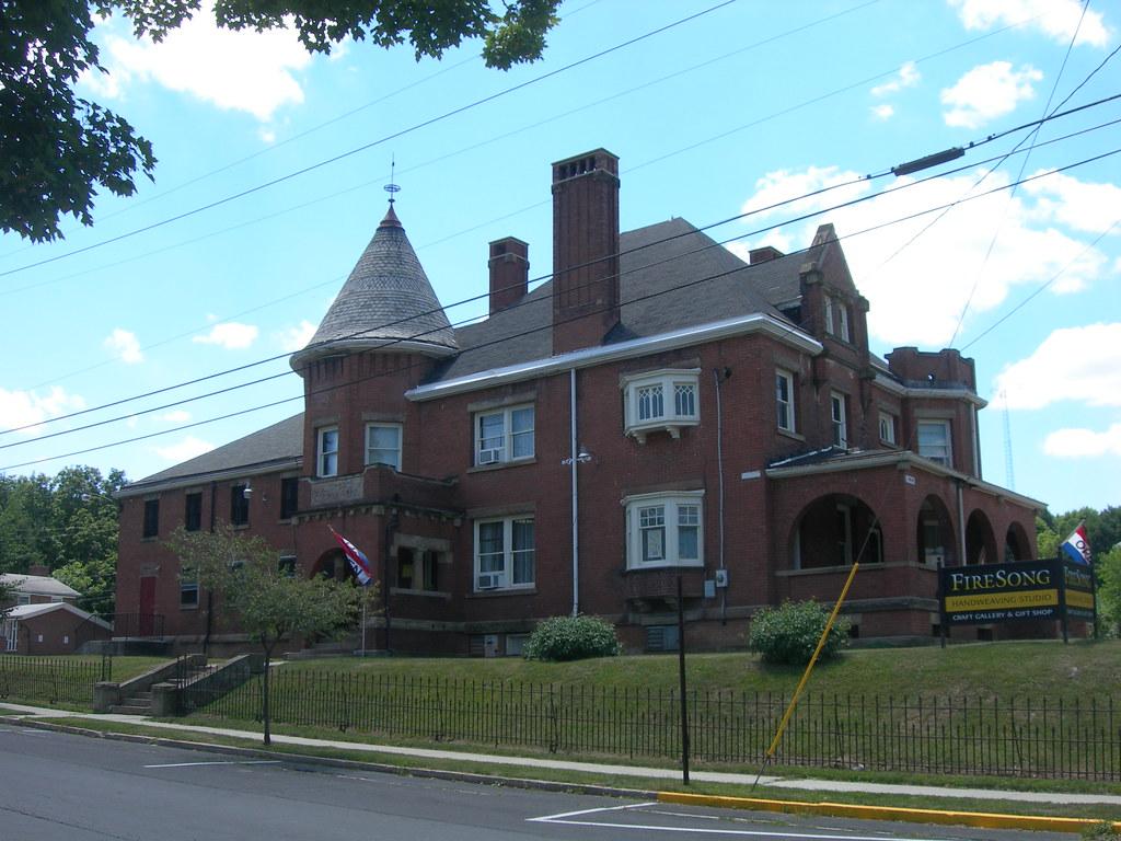Old) Bedford County Jail | Bedford, Pennsylvania Constructe… | Flickr