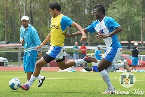 SONY DSC Puebla FC entrenamiento U.Deportiva MVR por LAE Manuel Vela 34