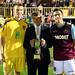 Sutton v West Ham XI - 02/08/11
