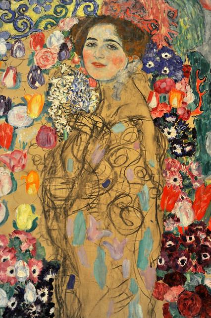Portrait of Ria, Munk, G. Klimt