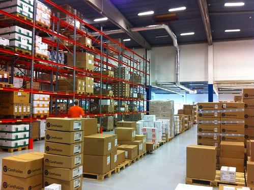 Mediq Sverige Kungsbacka warehouse | by Gwan Kho