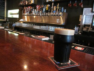 A shorty of Avery Milk Stout @ Freshcraft   by andy.freed