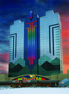 Seneca Casino Address