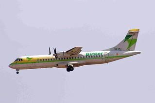 EC-IPJ ATR.72-202 Binter-Naysa LPA 27JAN09