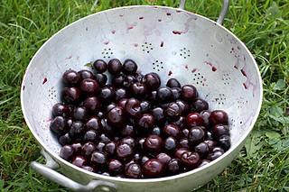 cherry jam | by David Lebovitz