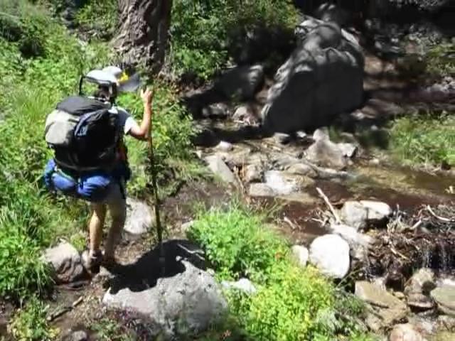 170 Columbine Camp stream