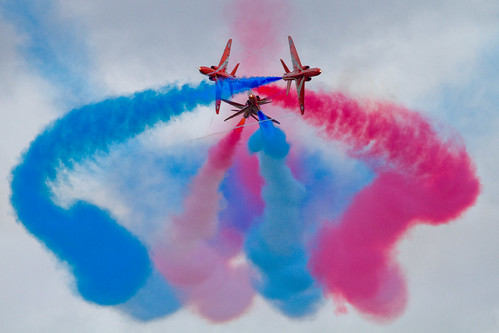 Red Arrows 30 | by Ronnie Macdonald