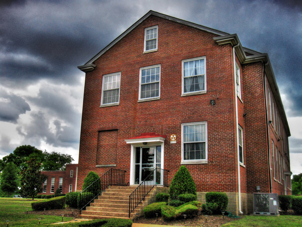 Administrative building, American Baptist College, Nashville, TN