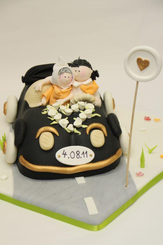 Vw Käfer Cabrio Brautpaar Goldene Hochzeit Wwwsuess Und S