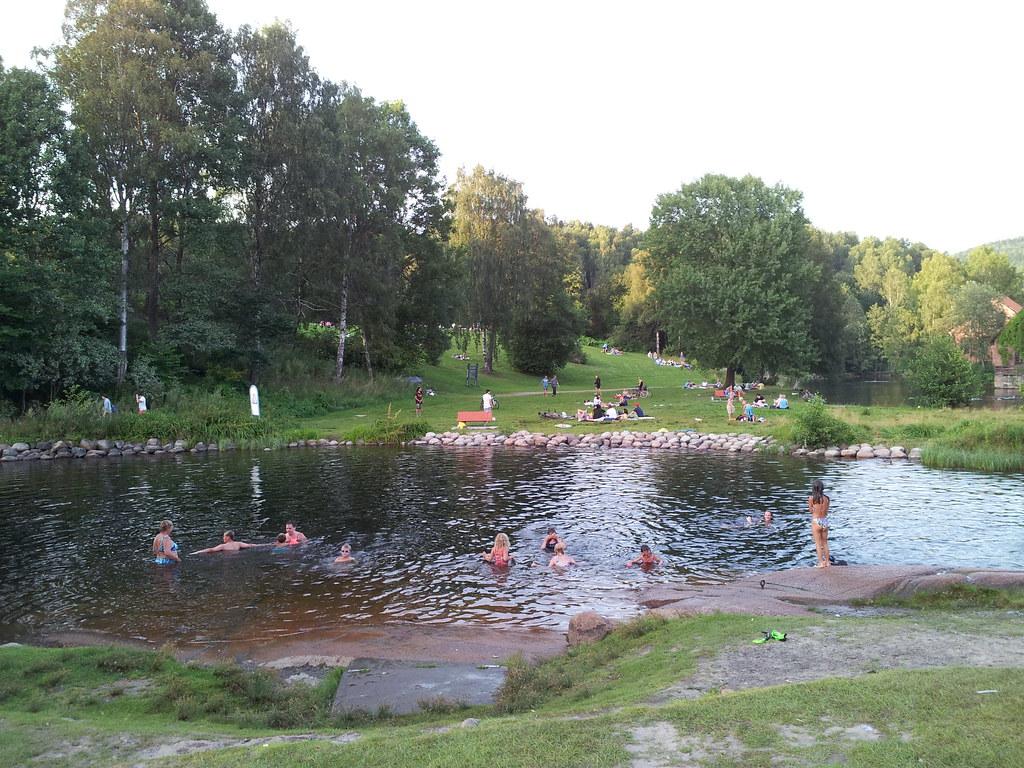 sitios y playas en oslo - Brekkedammen