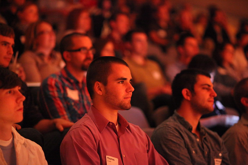 Audience - TEDxDesMoines