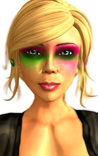 Modern Portrait of Torley Linden | by ▓▒░ TORLEY ░▒▓