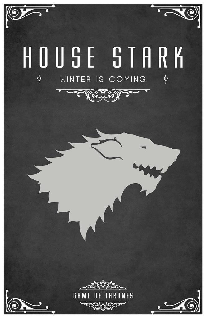 Image result for house stark