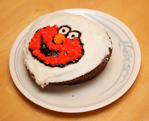 Elmo cake | by ragfield