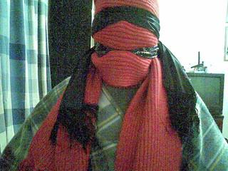 Gag scarf 30 Kinky