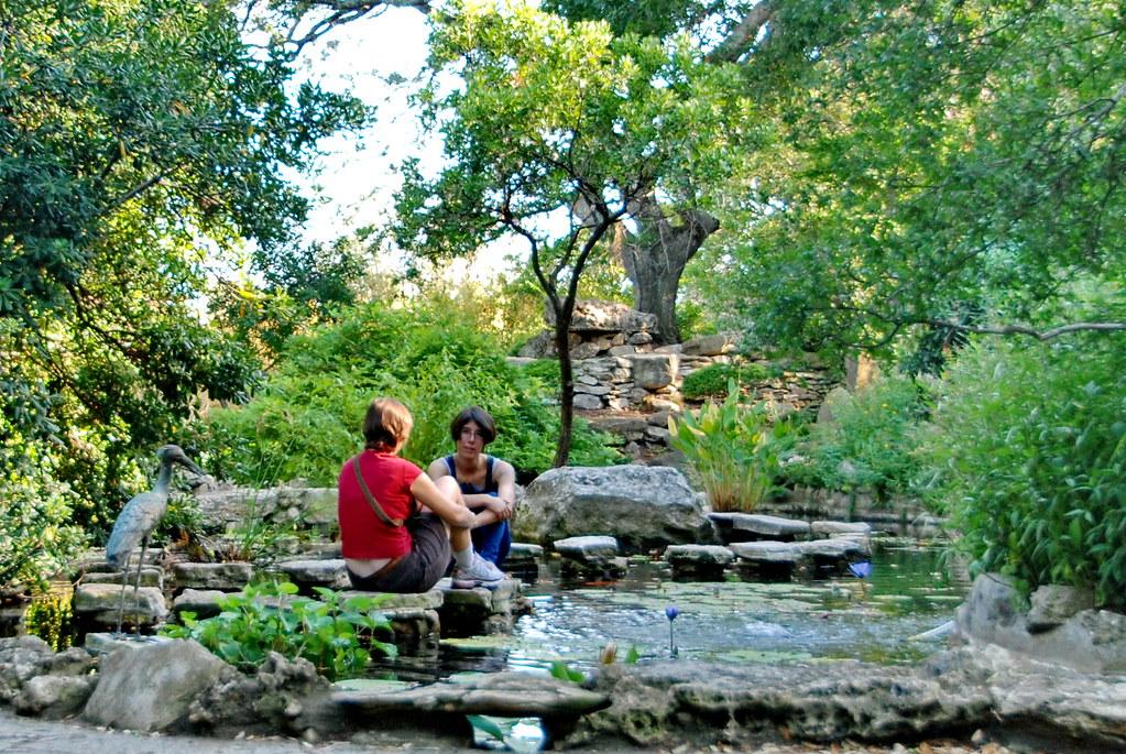 Zilker Botanical Gardens Austin Texas The Zilker Botanic Flickr