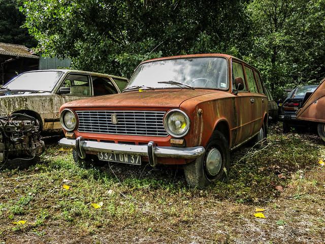 1978 Lada 1300 Break