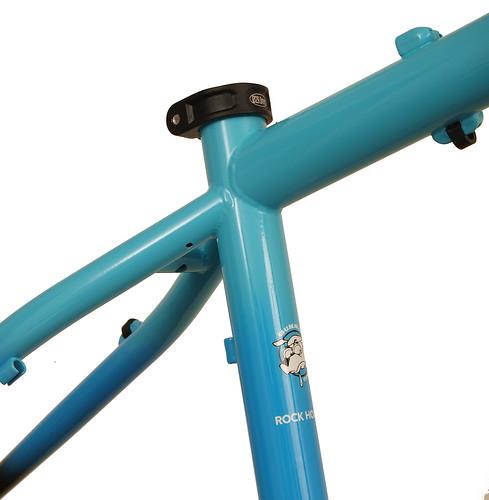 Gunnar Cycles USA — Rock Hound – 29er or 26er – fast steel frame
