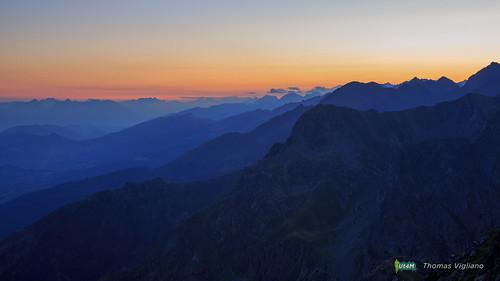 belledonne landscape ut4m2015 grandcolon sunrise revel rhônealpes france fr bestof