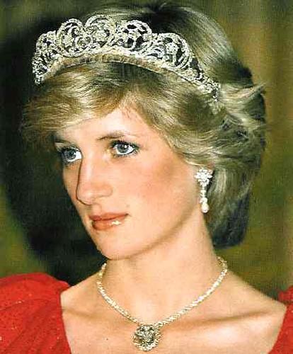 1990 - Lady Diana som fanns i publiken