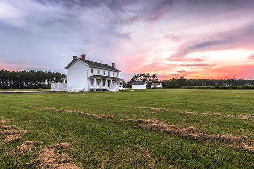Bodie Island Lighthouse Keepers Building | by eddit