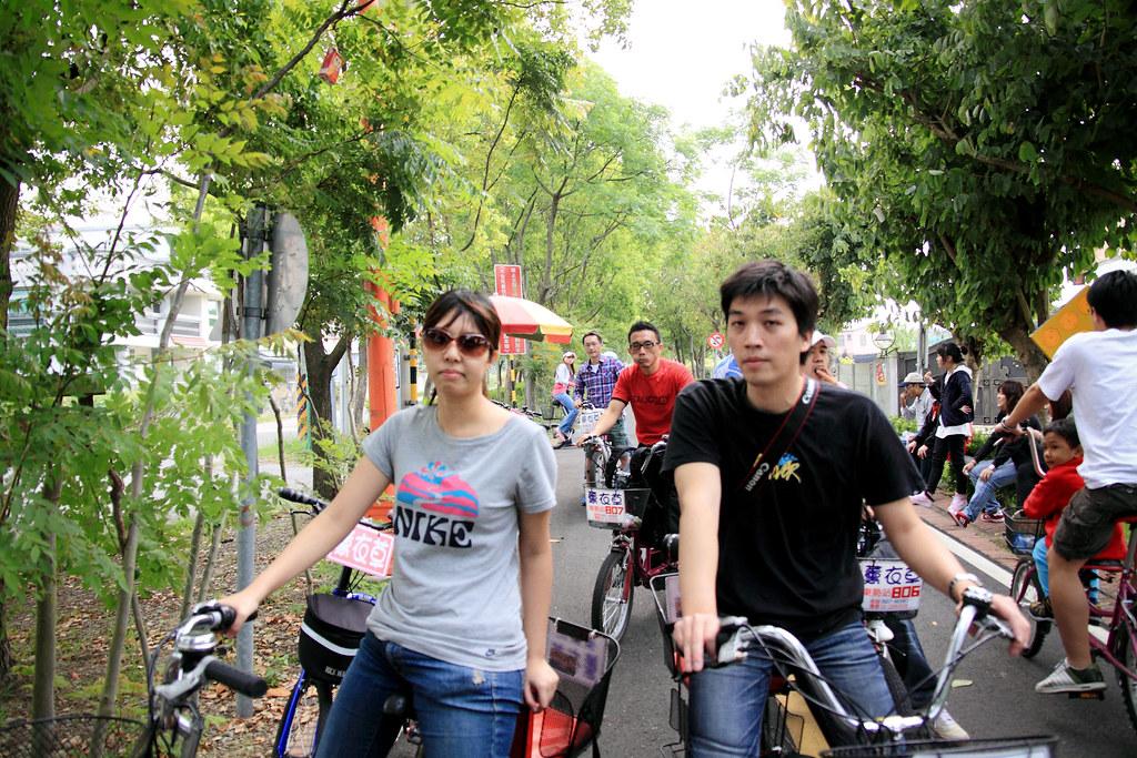 東豐綠色走廊卡打車之旅