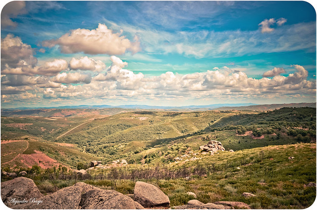 Sierra de Terroso - Nikkor 18-105 vr