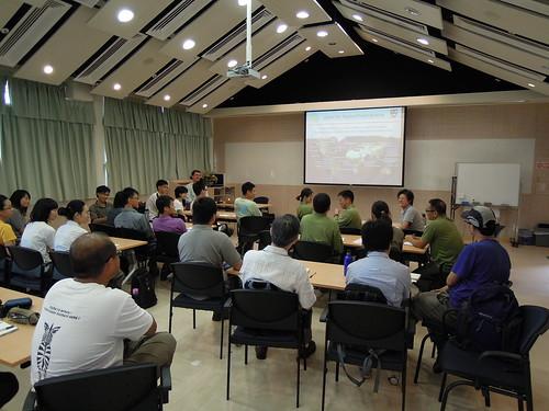 Fri, 06/24/2011 - 09:34 - CTFS Forest Dynamics Plot Training Workshop 2011