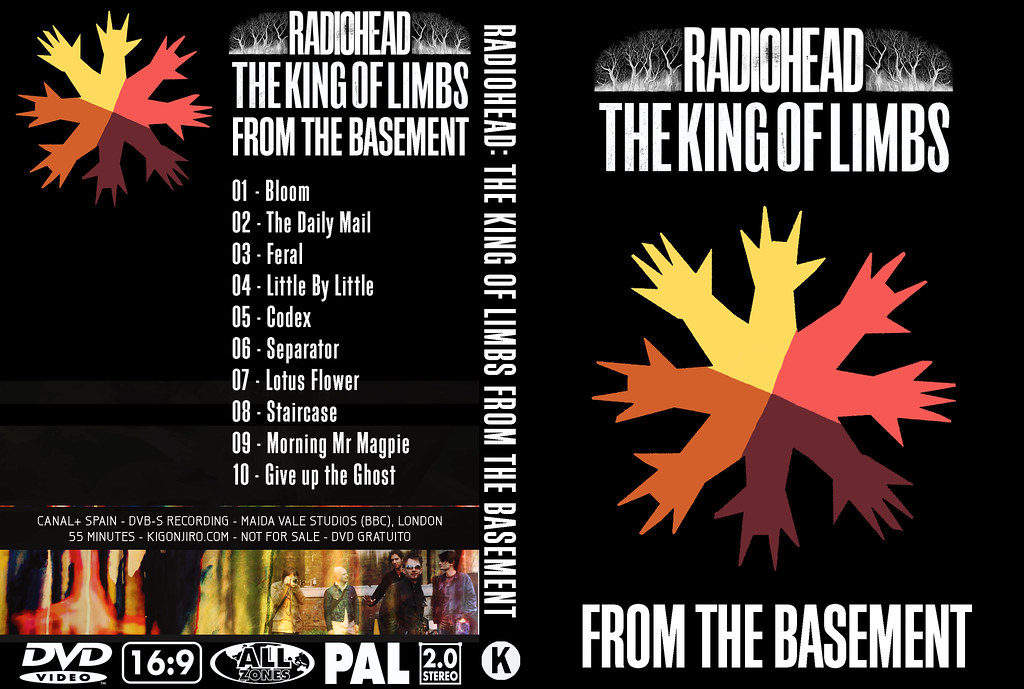 Radiohead Tkol From The Basement Txomin Sorrigueta Flickr