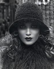 Supermodel Veronica Varekova