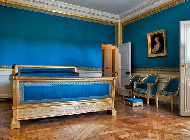 Le Petit Trianon | Chambre de l'impératrice Marie-Louise, à … | Flickr