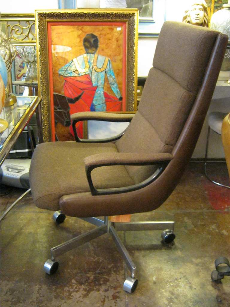 Vintage Lazy Boy Desk Chair Lacasavictoria Flickr