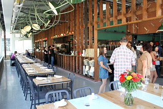 Cafe BeLong at the Brickworks | by timescan