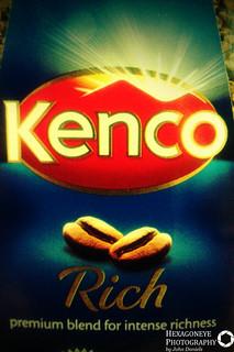 202/365 Kenco Rebrand | by Hexagoneye Photography